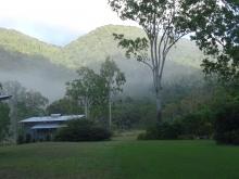 outside shot misty