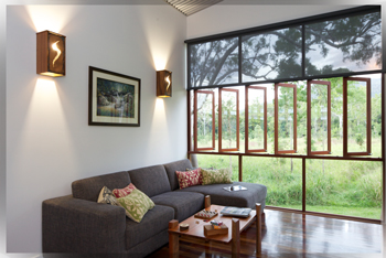 Private bed and breakfast tablelands