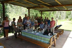 Cairns Bird Group Visit