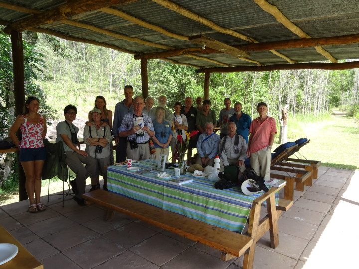 Cairns Bird Group Visit