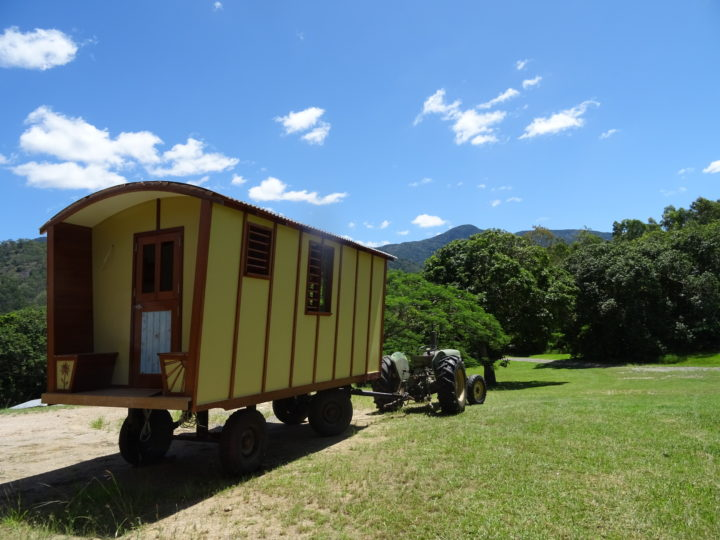Gypsy Wagon – unique accommodation coming soon