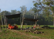 Infrastructure for Sweetwater Glamping